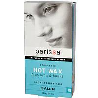 Parissa, Натуральная система удаления волос, Горячий воск, 4 унции (120 г)