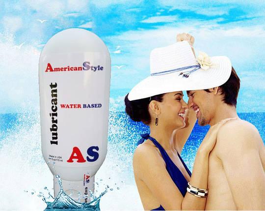 Смазка вагинальная анальная для секса универсальная 115ml American Style Lubricant, фото 2
