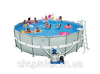 Каркасный бассейн Intex 28334 (549х122 см) (54958)