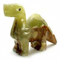 Динозавр из оникса