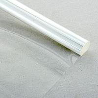 Пленка прозрачная для упаковки цветов 40 см