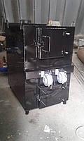 Котёл пиролизный твердотопливный 80-100 кВт