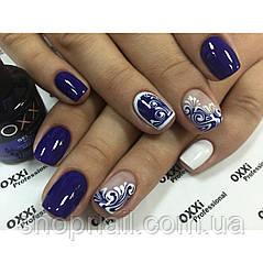 Гель-лак OXXI Professional №051 (фиолетовый, эмаль), 8 мл, фото 2