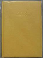 """Ежедневник датированный А5, желтый """"CAPYS""""  """"Ecomomix"""""""