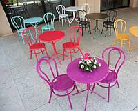 Комплект  для кав'ярні ONE столик 60 +2 крісла