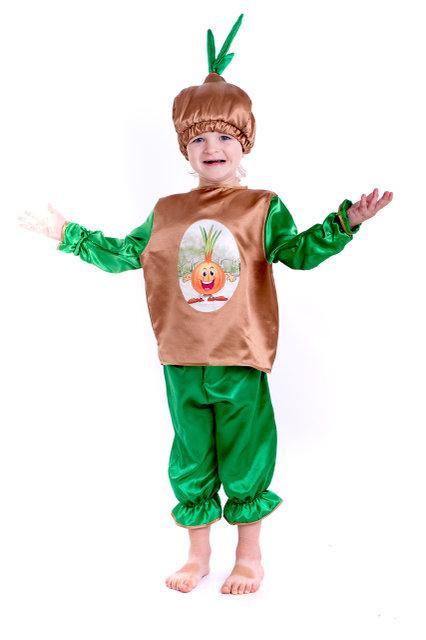 Карнавальный костюм на праздник Лук