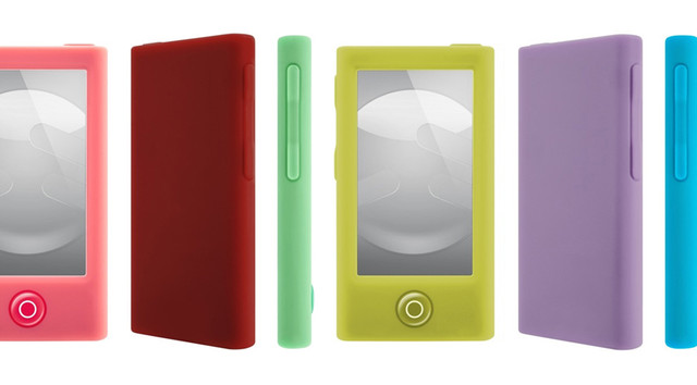 Чехлы для iPod nano 7G/8G