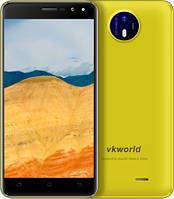 Оригинальный смартфон VKworld F2  2 сим,5 дюймов,4 ядра,16 Гб,8 Мп, 3G.