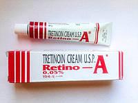 Чудо Крем Tretinoin Cream Retino - A 0,05, Третиноин, омоложение очищени