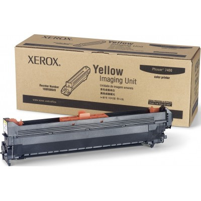Драм фотобарабан  Phaser  108R00649 для Phaser 7400 желтый