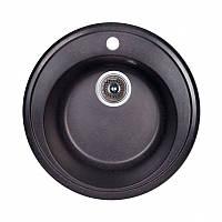 Мойка Fosto D510 SGA-420 (черный )