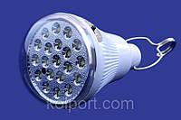 Светодиодная лампа на солнечной батарее, фото 1