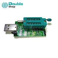 Программатор CH341A конвертер USB 24 25 FLASH 24 EEPROM