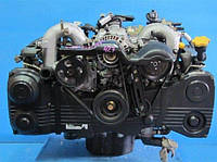 Двигатель EJ204 Subaru Forester 2.0, S11, 2006, Legacy B13, 10100BM640, EJ204LVRJB