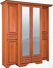 Шкаф для одежды Олеся Ш-1472 (БМФ) 1950х800х2210мм