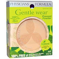 Physicians Formula, Inc., Organic Wear, Компактная пудра, прозрачный средний, 0,3 унции (9 г)