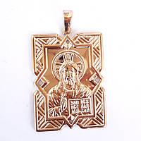 Ладанка Xuping Иисус Христос 4.5см к250