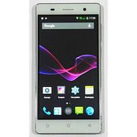"Смартфон BYLYND M3 (2SIM) 5"" 1/4ГБ 2/8Мп 3G white белый Гарантия!"