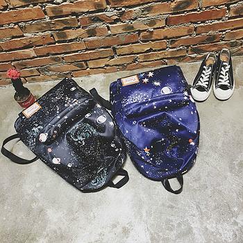 Рюкзак космос // Детальный обзор городского рюкзака