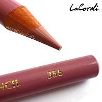Карандаш для губ (Нежная роза) LaCordi 356