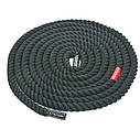 Канат для кроссфита COMBAT BATTLE ROPE UR R-6225-9, фото 2