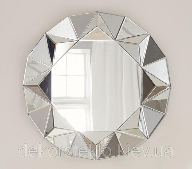 Зеркало объемное на заказ