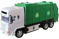 Вантажівка-сміттєвоз на радіокеруванні 666-684