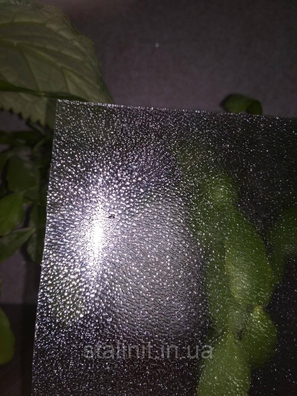 Монолитный поликарбонат Borrex Шагрень d=2 мм