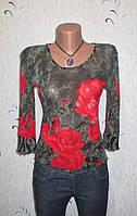 Модная Блуза от Nice Размер: 44-S