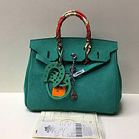 Замшевая брендовая сумка Luxe копия