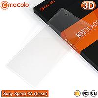 Защитное стекло Mocolo Sony Xperia XA 3D (Clear), фото 1