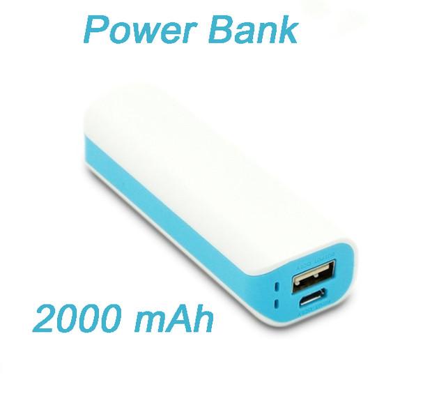 power bank маленький - power bank 2000mah