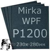ВПФ водостойкая 230мм x 280мм Р1200 MIRKA