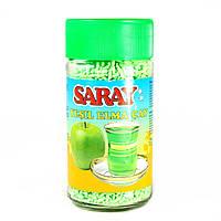 Чай растворимый турецкий Яблоко зеленое Saray сб 200г