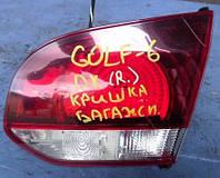 Фонарь задний правый внутренний VW Golf VI2009-20145K0945094AA