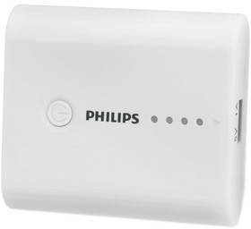 Универсальная мобильная батарея PHILIPS USB CHARGER DLP 5200 mAh (Power Bank 5202/97)