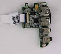Плата USB Аудио SD Card 0Y5XYF для Dell Inspiron 1464 1564 1764 KPI33213