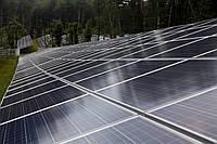 Сетевая солнечная электростанция 50 кВт