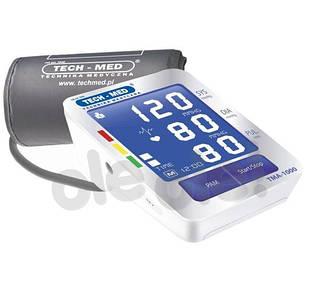 Тонометр плечевой автоматический Tech-Med ТМА-1000