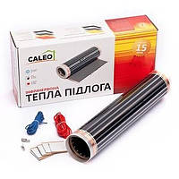Пленочный теплый пол Caleo Classic 220-0,5-9.0