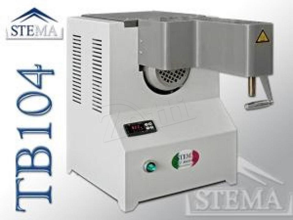 Трёхфазная машина термоглажки со стойкой STEMA TB104