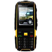 Противоударный мобильный телефон Land Rover X6000  2 сим,2,4 дюйма,3 Мп,6000 мА/ч.IP67. Дешево!!!