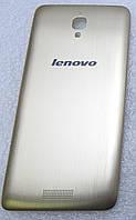 Задняя крышка, корпус Lenovo S660 Gold