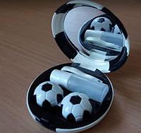 """Дорожній набір для контактних лінз """"М'яч"""", фото 1"""