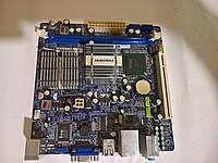 Материнская плата  Foxconn 45CTD Intel Atom 330