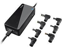 Универсальное зарядное устройство TRUST Primo 70W Laptop Charger black
