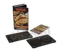 Пластины для круглых вафель Tefal (XA800712)
