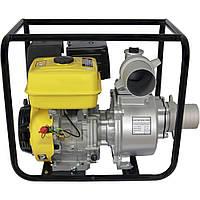 Мотопомпа бензиновая Кентавр КБМ-100ПК (30 м, 120 м³/час)