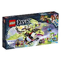 Конструктор Лего Дракон короля гоблинов/LEGO 41183 The Goblin King's Evil Dragon