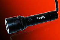 Фонарик мощнейший Police BL-1881-T6+COB